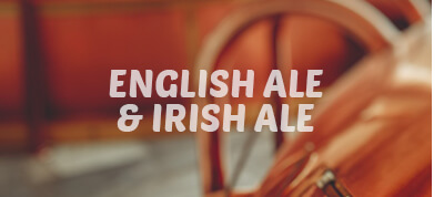 English Ale e Irish Ale 1001Birre