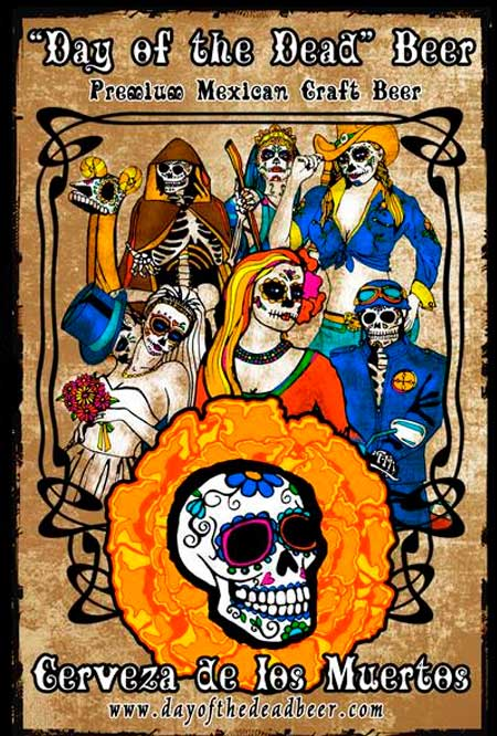 Day of the Dead 1001Birre